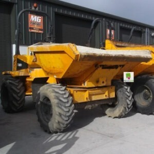choice of 69 ton dumpers in stock