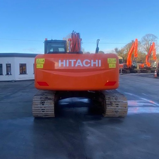 2015 Hitachi ZX210LC 5B 5 1