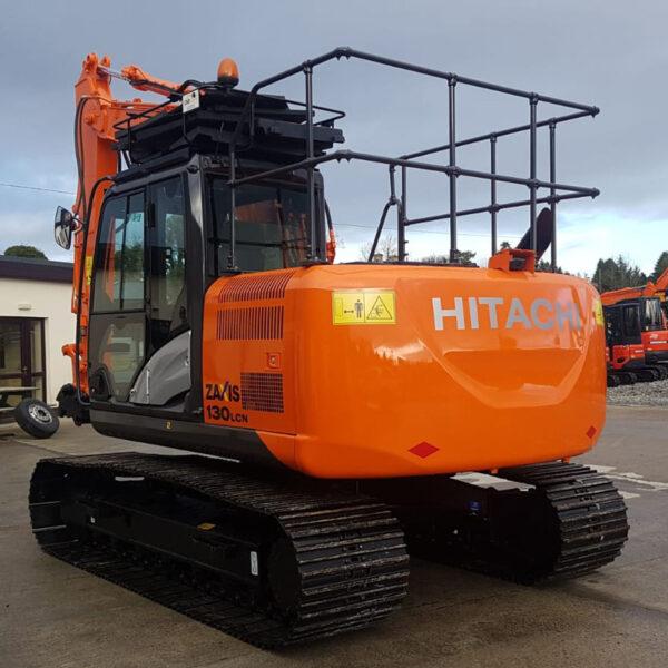 2016 HITACHI ZX130LCN 5B 5