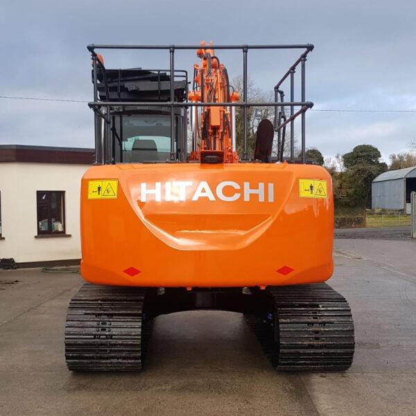 2016 HITACHI ZX130LCN 5B 6