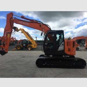 2016 HITACHI ZX135US 5B