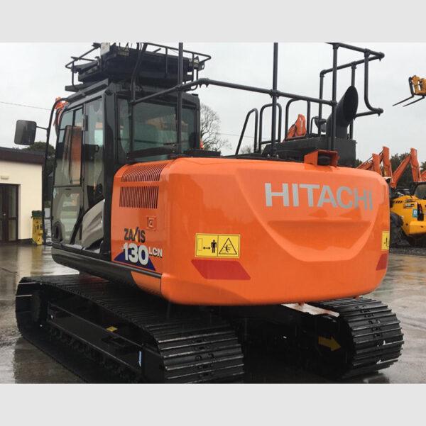 2019 HITACHI ZX130LCN 6 2