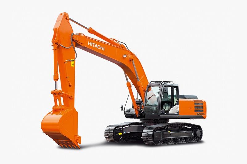 Buy Hitachi Machinery At MG Plant Machinery Sales Ireland