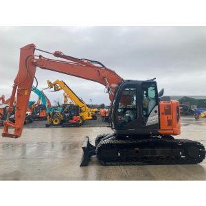 new hitachi zx135 6 14